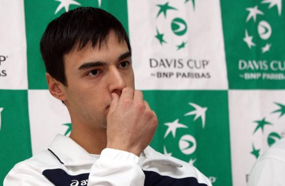 Димитър Кузманов е шампион на двойки в Анталия