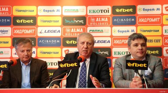Сделката е факт: ЦСКА има нов собственик
