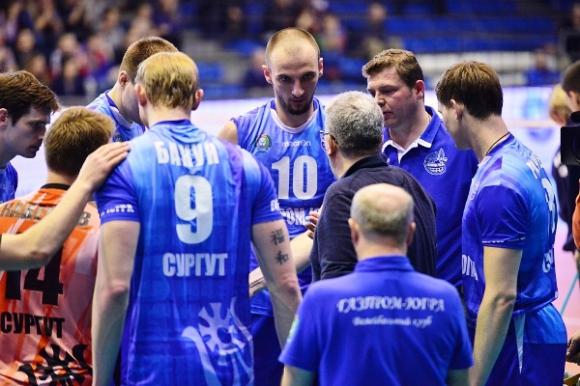 Газпром с Алексиев и Тодоров с разгромно 0:3 срещу Белогорие в полуфинал №2 в Русия (ВИДЕО)