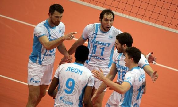 Зенит на крачка от финал в Русия след 3:0 над Динамо в полуфинал №2 (ВИДЕО + СНИМКИ)
