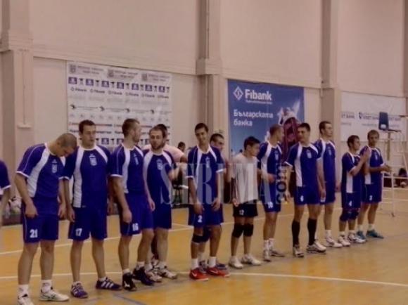 Академик Благоевград е първият финалист в А НВГ