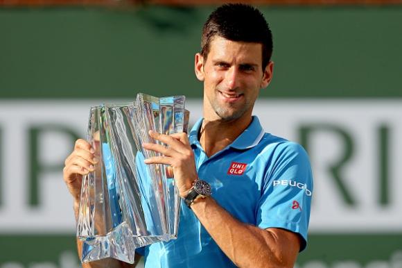 Джокович срази Федерер и отново е шампион в Индиън Уелс