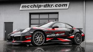 Един проект - Posche 911 Turbo S с 660 кс (Снимки)