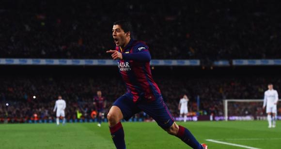 Луис Суарес: Това е най-важният ми гол за Барса