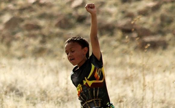 За силната воля на едно 8-годишно момче с мозъчен тумор