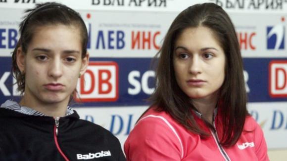 Сестри Стоеви се класираха за финала на двойки във Франция