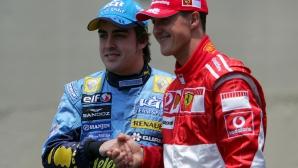 Най-богатите пилоти във Формула 1
