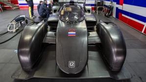 Руски отбор с кола в LMP2