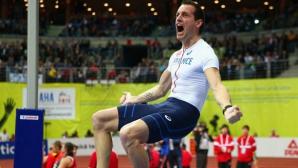 Лавийени и Хасан са най-добрите атлети в Европа за февруари