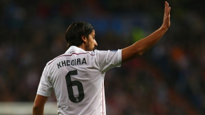 Напускам Реал Мадрид, потвърди Кедира