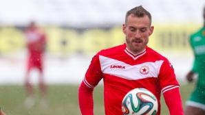 Нападател на ЦСКА се спасява в Китай