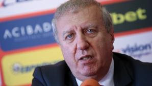 Томов казва как ще спаси лиценза на ЦСКА