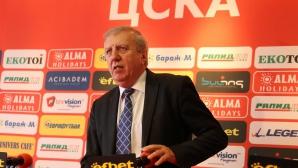 Томов: Връщам се по принуда, ЦСКА ще получи лиценз (ВИДЕО)