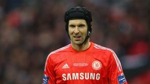 Челси позволява на Чех сам да избере следващия си отбор