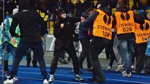 УЕФА наказа Динамо Киев