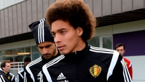 Витсел може да пропусне мачовете на Белгия