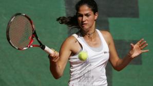 Шиникова е на 1/2-финал на двойки в Тунис