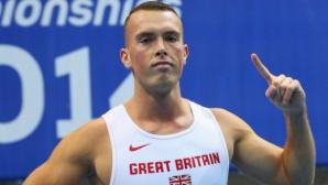 Олимпийски шампион предрече силен сезон на Ричард Килти