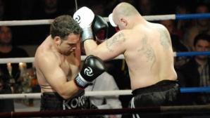 Сашо Пацов победи Коко Тайсъна в атрактивна битка