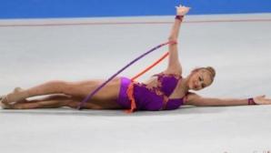 Мария Матева се класира за финала на обръч в Лисабон