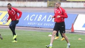 Хоризонт - ЦСКА 0:2, Николич с първи гол