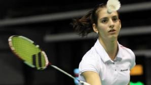 Стефани Стоева отпадна на четвъртфиналите