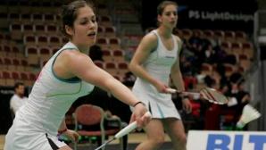Сестри Стоеви на полуфинал на двойки във Франция