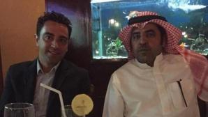 Официално: Чави подписа с катарците