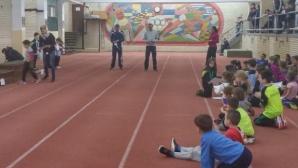 АРБС подкрепи Великденско състезание по лека атлетика