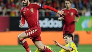 Иско иска да остави сериозна следа в националния отбор
