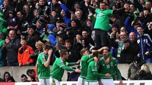 Северна Ирландия крачи към Евро 2016