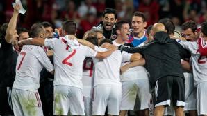 Албания обърна Армения и продължава мечтае за Евро 2016