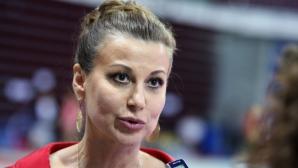 Раева доволна от старта на сезона за гимнастичките