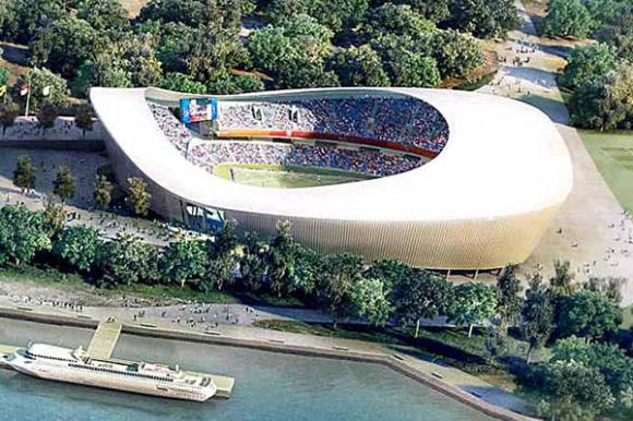 """Стадионът в Самара за Мондиал 2018 ще се казва """"Космос Арена"""", а не """"Жигули Арена"""""""