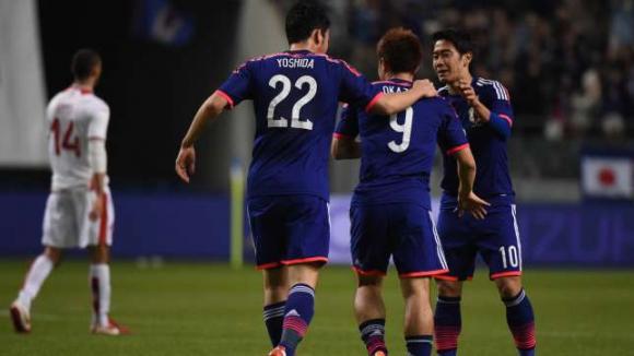 Япония постигна втора поредна победа под ръководството на Халилходжич