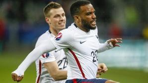 Франция надигра Дания след силно първо полувреме