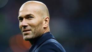 Зидан: Бих станал треньор на Реал