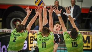 Латина без Скримов с лесно 3:0 в италианската Суперлига