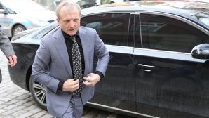 Александър Томов преговаря с Гриша Ганчев за ЦСКА?