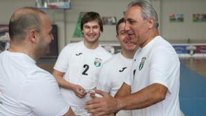 Стоичков категоричен: Това, което съм обещал на ЦСКА, ще го дам (ВИДЕО)