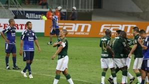 Рекордно ниска посещаемост на мачовете на бразилските грандове