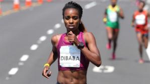 Гензебе Дибаба пропусна да подобри световния рекорд на 5 км