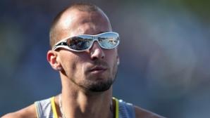 Джереми Уоринър направи дебют на 800 метра