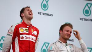Розберг: Поздравления за Себ и Ферари, победата им е полезна за спорта (Видео)