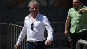 Гриша Ганчев все пак ще помогне за лиценза на ЦСКА