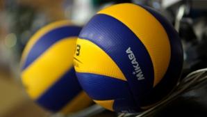 България с трета загуба на ЕП по волейбол за девойки