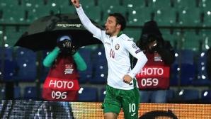Ивелин Попов попадна в идеалния отбор на евроквалификациите