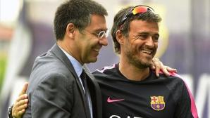 Барселона взе решение за треньора