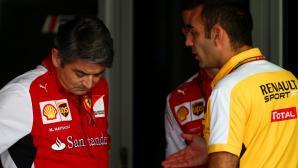 Рено: Победата на Ферари е вдъхновяваща