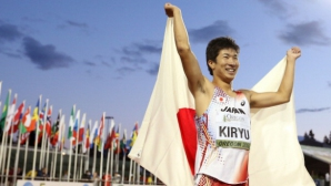 Кируи се закани да бяга 100 м за 9.87 сек и без вятър